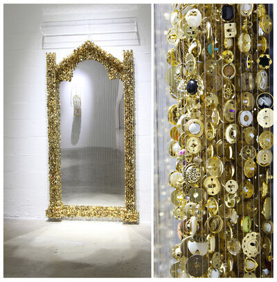 Augusto Maximilliano Esquivel, 'Golden Mirror, from: Never Upon a Time Series ', 2013