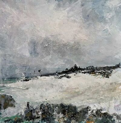 Rose Strang, 'October Sky, Isle of Iona', 2018