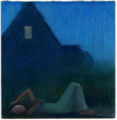 Lisa Hesselgrave, 'Waiting Woman', 2012
