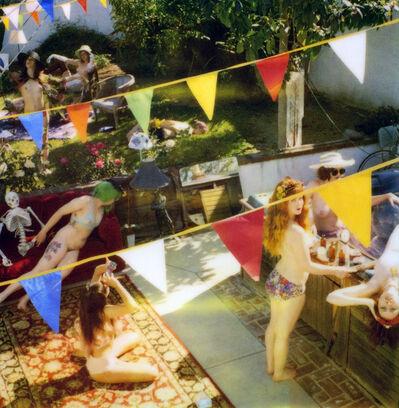 Sarah Elise Abramson, 'Backyard Panty Party', 2016