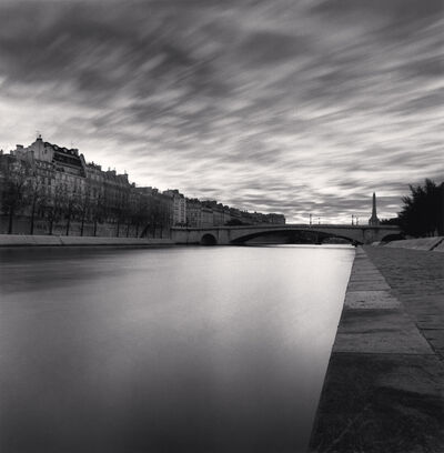 Michael Kenna, 'PONT DE LA TOURNELLE, PARIS, FRANCE, 1995', 1995