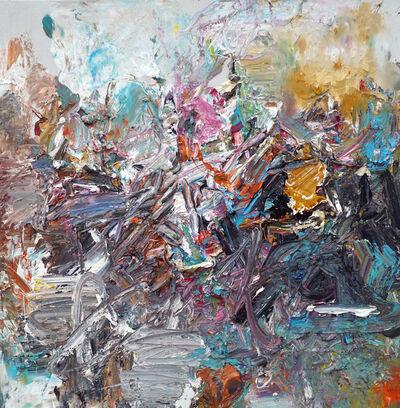 Wang Yigang 王易罡, 'Abstract Work R65', 2016