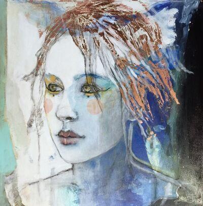 Joan Dumouchel, 'Espace bleue', 2019