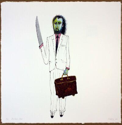 Luis Cruz Azaceta, 'The Business Man', 2011