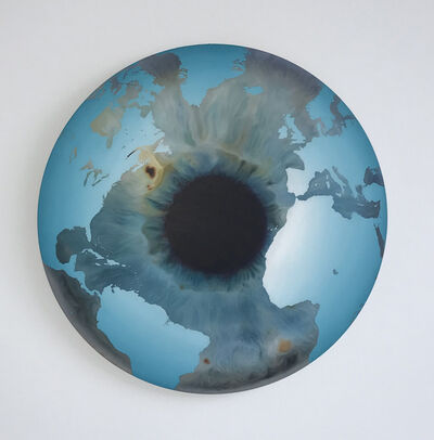 Marc Quinn, 'The Inner Eye (Ocean Waterfall)', ca. 2013