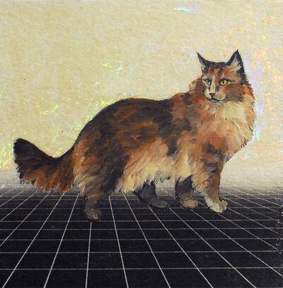 Alexis Kandra, 'Regal Cat', 2019