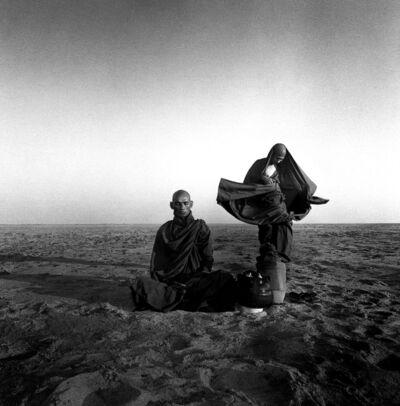Giorgia Fiorio, 'Meditation on river Ayerawaddhy, Myanmar', 2003