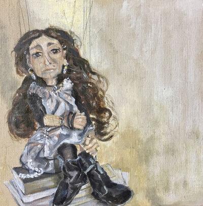 Soula Mantalvanos, 'Pragmatic (framed)', 2017