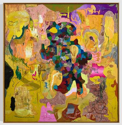 Michael Bauer, 'Bad Yellow Moon', 2019