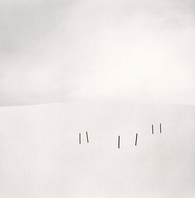 Michael Kenna, 'Asparagus Sticks, Study 3, Biei, Hokkaido', 2007