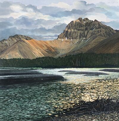 Ron Bolt, 'Yukon Glitter ', 2020