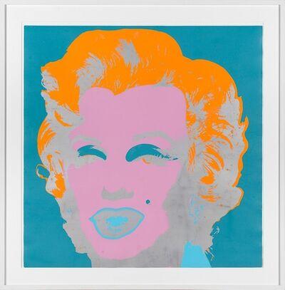 Andy Warhol, 'Marilyn Monroe II.29', 1967