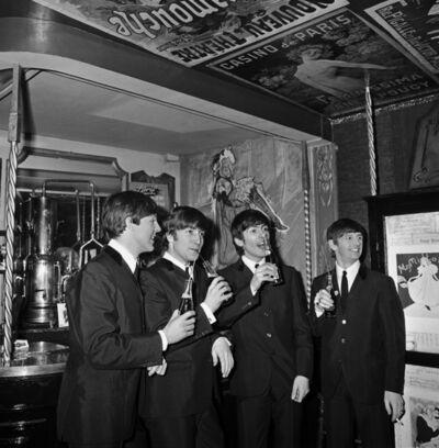Harry Benson, 'Beatles in Paris', 1964