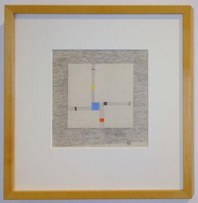Burgoyne Diller, '$12,000 Second Theme', 1961