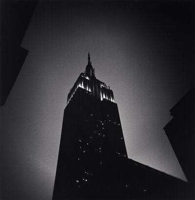 Michael Kenna, 'Empire State Building, Study 4, New York', 2007