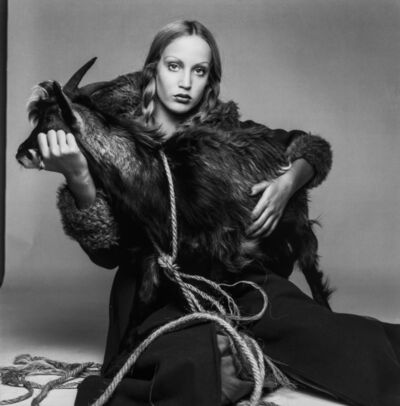 Jean-Jacques Bugat, 'Jerry Hall', 1972