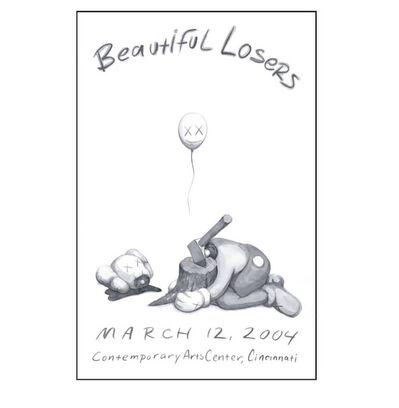 KAWS, 'Kaws Beautiful Losers Poster', 2004