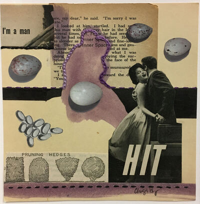 Christi Harris, 'Hit', 2018