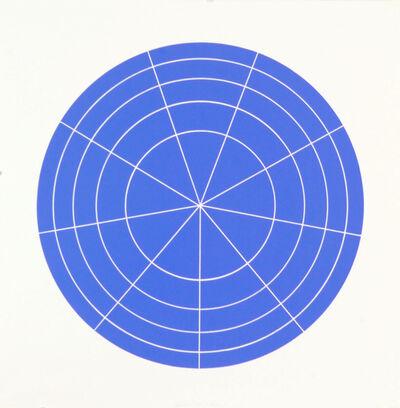 Rupert Deese, 'Array 500 (Blue)', 2006