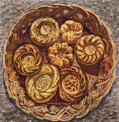 Dilorom Mamedova, 'Hot Bread', 2017