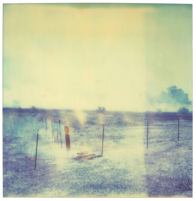 Stefanie Schneider, 'Burning Field (Last Picture Show)', 2004