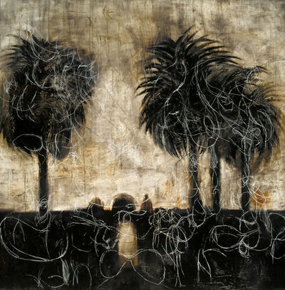 Guillermo Olguin, 'Nuit Fauve', 2009