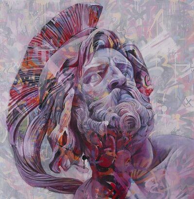 Martin Whatson, 'Estratega - Collaboration with Pichiavo', 2018