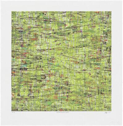 Amy Ellingson, 'Identical/Variation (green)'
