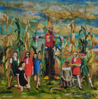 Marnie Weber, 'The Corn Ritual ', 2019