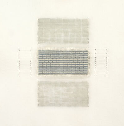 Eleanor Wood, 'Reflections on Parallels #3', 2012