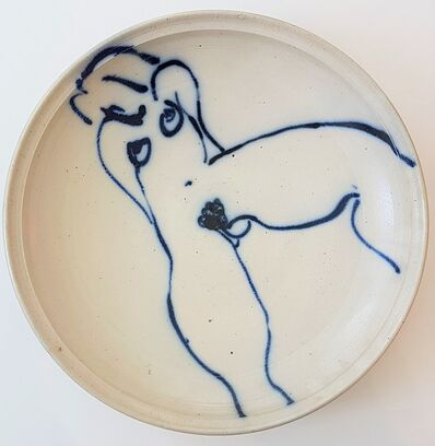 Ken Ferguson, 'Large Bowl with Nude', Unknown