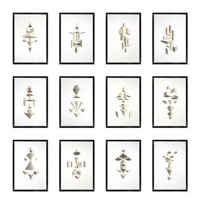 Amadeo Azar, '12 studies', 2014