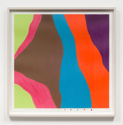 Spencer Finch, 'Studio Window (infrared, morning effect, 3/10/18)', 2018