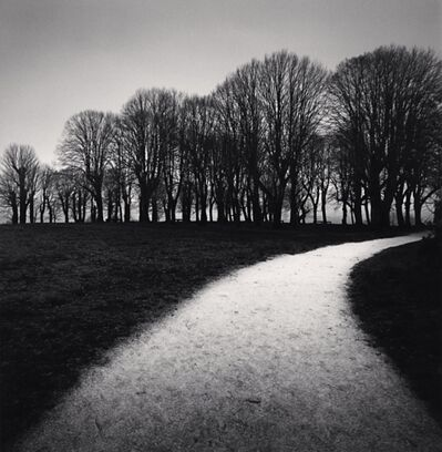 Michael Kenna, 'Moonlit Path, Vezelay, Bourgogne, France', 1998
