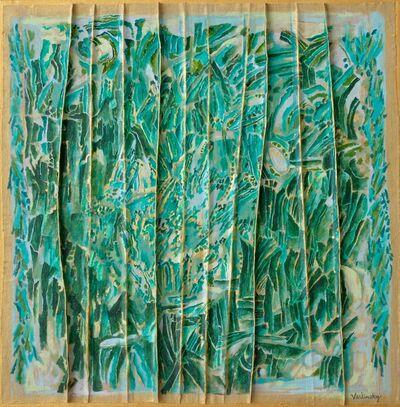 Blossom Verlinsky, 'Green Topaz', 2016