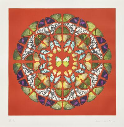 Damien Hirst, 'Sanctum (Unique)', 2009-2015