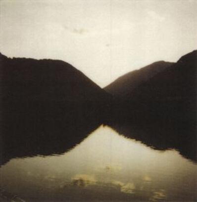 Cy Twombly, 'Landscape, Villetta Barrea', 2008