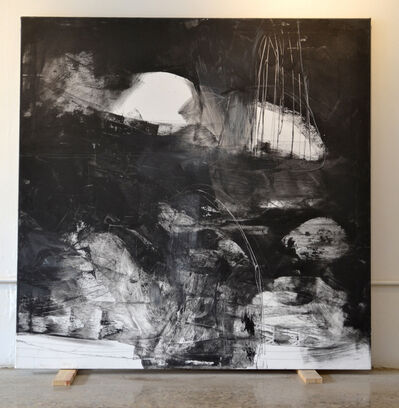 Michael Lotenero, 'Black Spring', 2018