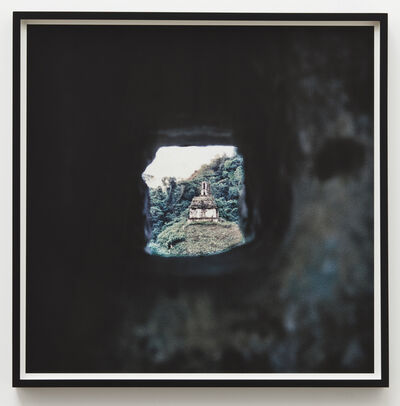 Nancy Holt, 'Ruin View', 1969