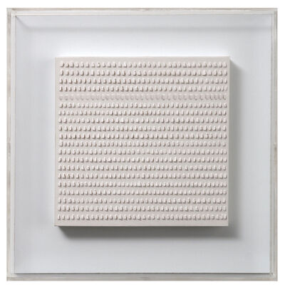 Leo Erb, 'untitled (lineare Reihung)', 1975
