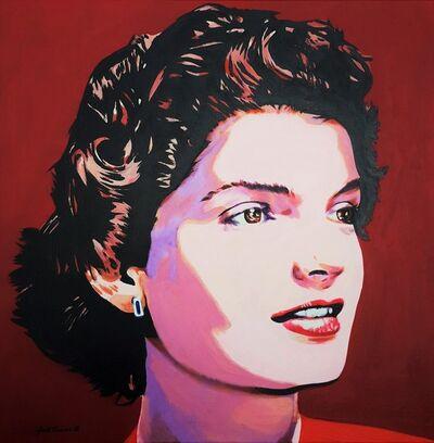 Jack Graves III, 'Jacqueline Kennedy Onassis Icon II', 2020