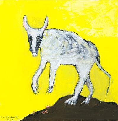Cheryl Finfrock, 'Lone Wolf', 2017
