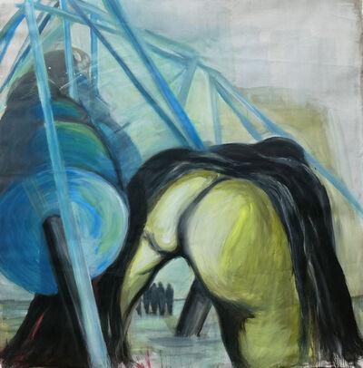 Geri Merz, 'Glashaus hell', 2016