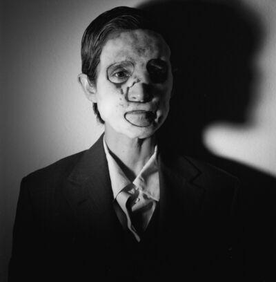 Yvonne Venegas, 'Self-portrait in Francis Bacon', ca. 2020
