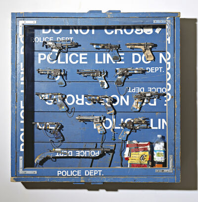 Tom Sachs, 'Large Glock Box', 1995