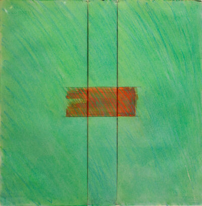 Richard Smith, 'Untitled', 1976
