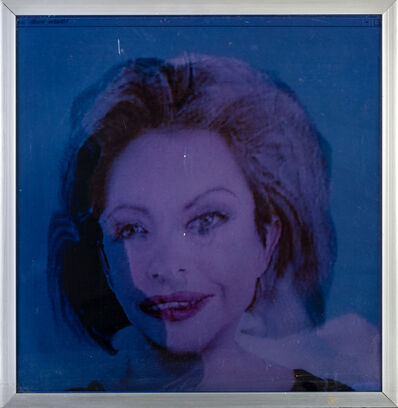 ORLAN, 'Diane Orlan from the series Self-Hybridization', 1997