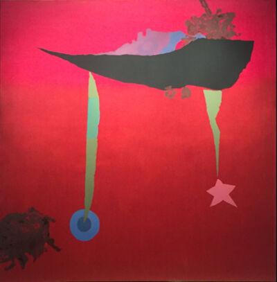 Dorothy Hood, 'Rosy Dawn', ca. 1987