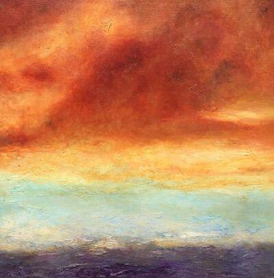 Georgeana Ireland, 'Catalina Sunset'