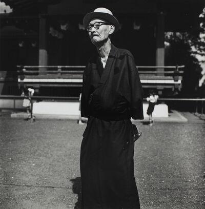 Issei Suda, 'Tokyo Asakusa Sanja Matsuri, May 16, 1976', 1976